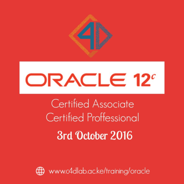 Certified Oracle training